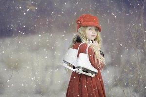 Winter Schlittschuhe Unfallversicherung Kinder Unfall